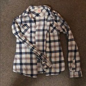 XS Mossino Flannel Shirt